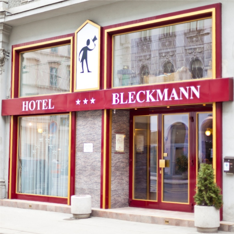 The B&B Bleckmann is situated in the 9th district, close to the famous Ringstrasse