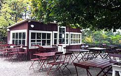 Salettl Pavillon. a romantic hidden cafe for secret rendezvous