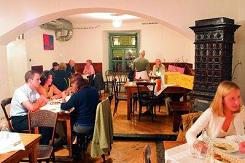 Styrian and international cuisine at Stomach